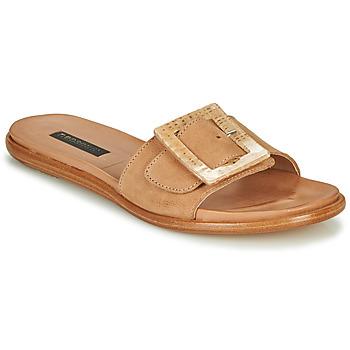 Pantofi Femei Papuci de vară Neosens AURORA Bej