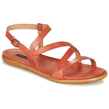 Pantofi Femei Sandale  Neosens AURORA Roșu