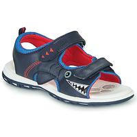 Pantofi Băieți Sandale sport Chicco CAIL Albastru