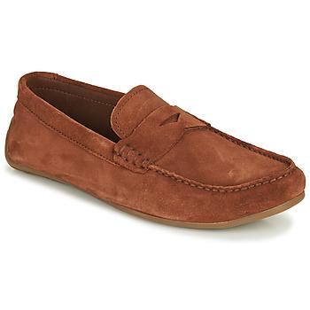 Pantofi Bărbați Mocasini Clarks REAZOR PENNY Camel