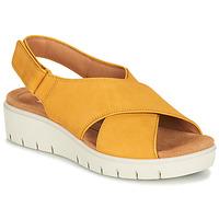 Pantofi Femei Sandale  Clarks UN KARELY SUN MuȘtar