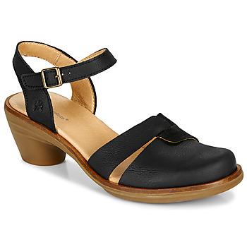 Pantofi Femei Sandale  El Naturalista AQUA Negru