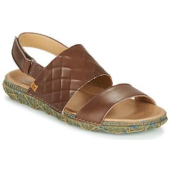 Pantofi Femei Sandale  El Naturalista REDES Maro