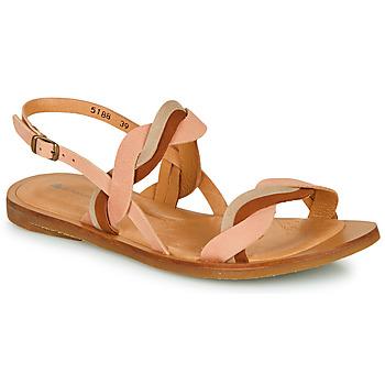 Pantofi Femei Sandale  El Naturalista TULIP Roz / Maro / Bej