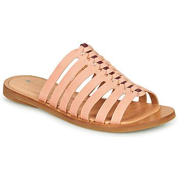 Pantofi Femei Papuci de vară El Naturalista TULIP Roz