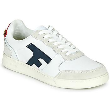 Pantofi Pantofi sport Casual Faguo HAZEL Bej / Bleumarin / Roșu