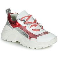 Pantofi Femei Pantofi sport Casual Fru.it CARETTE Alb / Roșu / Argintiu