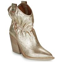 Pantofi Femei Botine Fru.it LOVITE Auriu