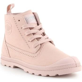 Pantofi Femei Ghete Palladium Pampa Ldn LP Roz