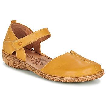 Pantofi Femei Sandale  Josef Seibel ROSALIE 42 Galben