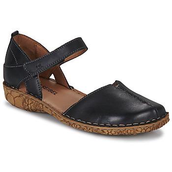 Pantofi Femei Sandale  Josef Seibel ROSALIE 42 Negru