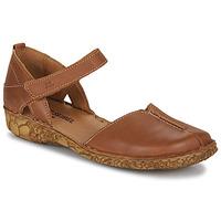 Pantofi Femei Sandale  Josef Seibel ROSALIE 42 Coniac