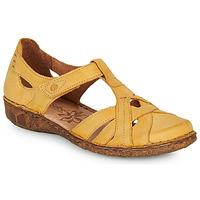 Pantofi Femei Sandale  Josef Seibel ROSALIE 29 Galben