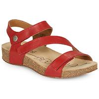 Pantofi Femei Sandale  Josef Seibel TONGA 25 Roșu