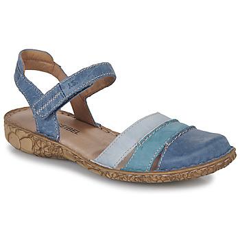 Pantofi Femei Sandale  Josef Seibel roSALIE 44 Albastru
