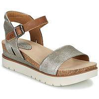 Pantofi Femei Sandale  Josef Seibel CLEA 01 Argintiu