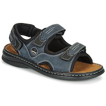 Pantofi Bărbați Sandale sport Josef Seibel FRANKLIN Albastru