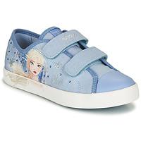 Pantofi Fete Pantofi sport Casual Geox JR CIAK GIRL Albastru