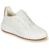Pantofi Femei Pantofi sport Casual Geox D AERANTIS Alb