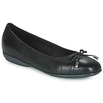 Pantofi Femei Balerin și Balerini cu curea Geox D ANNYTAH Negru