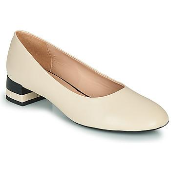 Pantofi Femei Pantofi cu toc Geox D CHLOO MID Bej