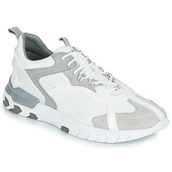 Pantofi Bărbați Pantofi sport Casual Geox U GRECALE Alb / Gri