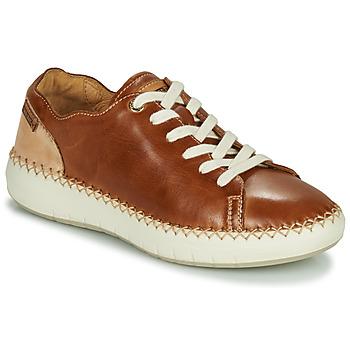 Pantofi Femei Pantofi sport Casual Pikolinos MESINA W6B Maro / Bej
