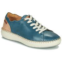Pantofi Femei Pantofi sport Casual Pikolinos MESINA W6B Albastru / Roz