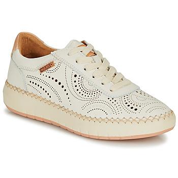 Pantofi Femei Pantofi sport Casual Pikolinos MESINA W6B Alb / Roz