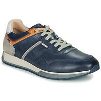 Pantofi Bărbați Pantofi sport Casual Pikolinos CAMBIL M5N Coniac / Bleumarin