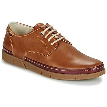 Pantofi Bărbați Pantofi Derby Pikolinos PALAMOS M0R Maro