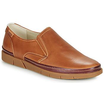 Pantofi Bărbați Mocasini Pikolinos PALAMOS M0R Camel