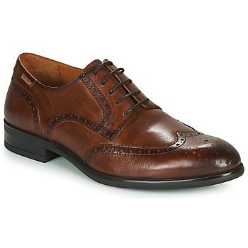 Pantofi Bărbați Pantofi Derby Pikolinos BRISTOL M7J Maro
