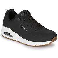 Pantofi Femei Pantofi sport Casual Skechers UNO STAND ON AIR Negru