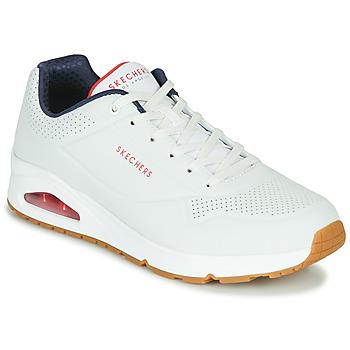 Pantofi Bărbați Pantofi sport Casual Skechers UNO STAND ON AIR Alb