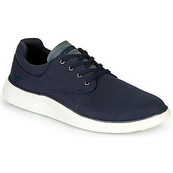 Pantofi Bărbați Pantofi sport Casual Skechers STATUS 2.0 BURBANK Bleumarin