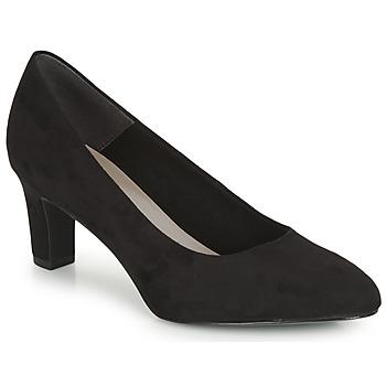 Pantofi Femei Pantofi cu toc Tamaris DAENERYS Negru