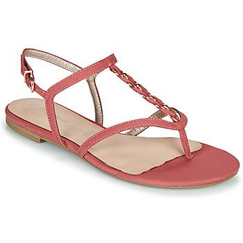 Pantofi Femei Sandale  Tamaris IRENE Roșu