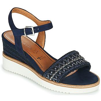 Pantofi Femei Sandale  Tamaris ALIS Albastru
