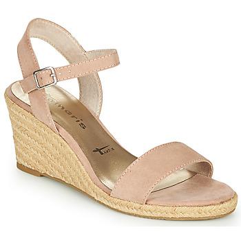 Pantofi Femei Sandale  Tamaris LIVIA Roz