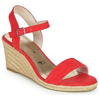 Pantofi Femei Sandale  Tamaris LIVIA Roșu