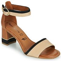 Pantofi Femei Sandale  Tamaris DALINA Coniac