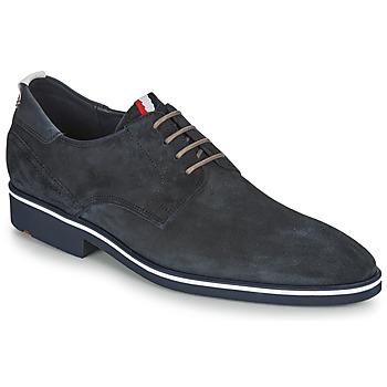 Pantofi Bărbați Pantofi Derby Lloyd JERSEY Bleumarin