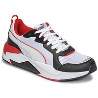 Pantofi Bărbați Pantofi sport Casual Puma X-RAY Alb / Negru / Roșu