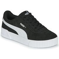 Pantofi Femei Pantofi sport Casual Puma CARINA Negru
