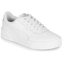 Pantofi Femei Pantofi sport Casual Puma CARINA Alb