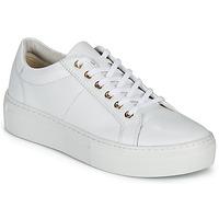 Pantofi Femei Pantofi sport Casual Vagabond Shoemakers ZOE PLATFORM Alb