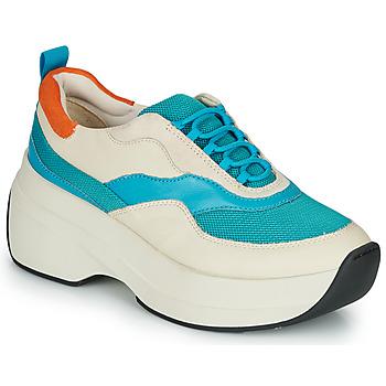 Pantofi Femei Pantofi sport Casual Vagabond SPRINT 2.0 Bej / Albastru