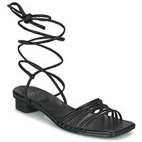 Pantofi Femei Sandale  Vagabond Shoemakers ANNI Negru