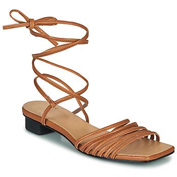 Pantofi Femei Sandale  Vagabond Shoemakers ANNI Camel